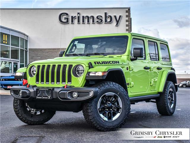 2021 Jeep Wrangler Unlimited Rubicon (Stk: N21375) in Grimsby - Image 1 of 34