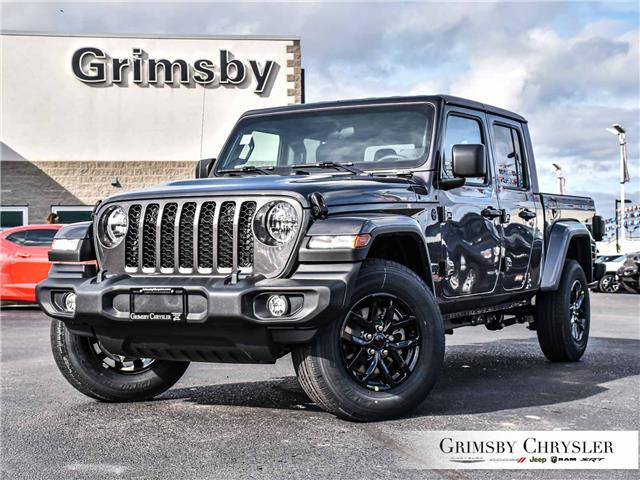 2021 Jeep Gladiator Sport S (Stk: N21376) in Grimsby - Image 1 of 34