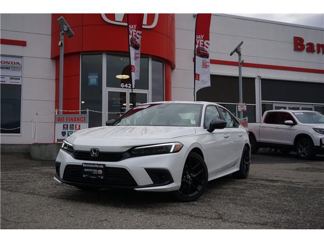 2022 Honda Civic Sport (Stk: 22-036) in Vernon - Image 1 of 17