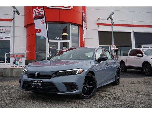 2022 Honda Civic Sport (Stk: 22-037) in Vernon - Image 1 of 17