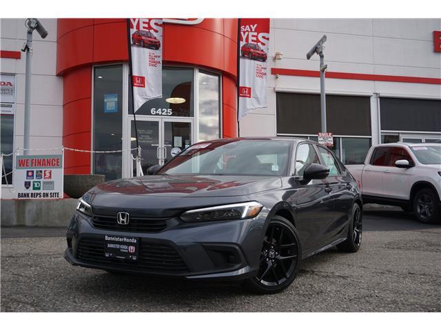 2022 Honda Civic Sport (Stk: 22-027) in Vernon - Image 1 of 15