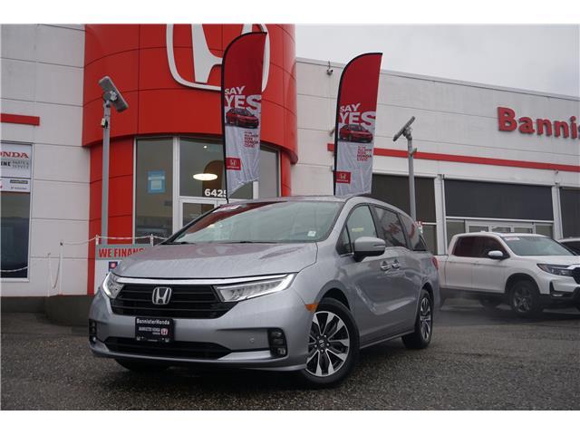 2022 Honda Odyssey EX-L Navi (Stk: 22-026) in Vernon - Image 1 of 19