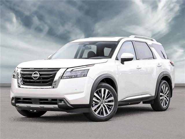 2022 Nissan Pathfinder Platinum (Stk: N226-6974) in Chilliwack - Image 1 of 23
