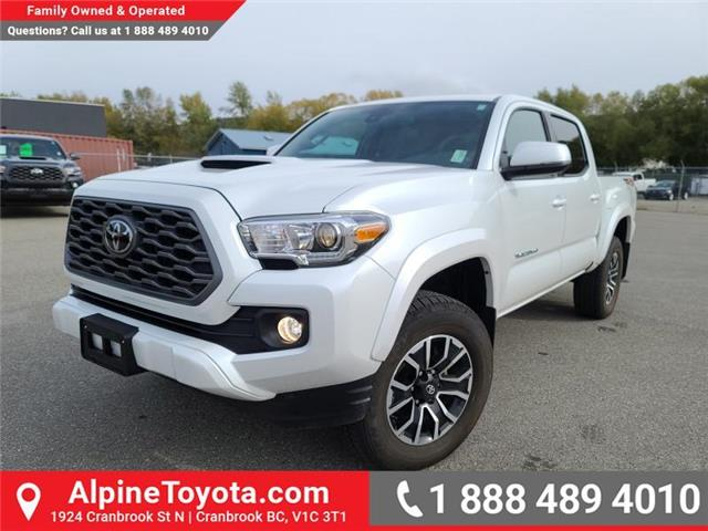 2021 Toyota Tacoma  (Stk: T048920A) in Cranbrook - Image 1 of 27