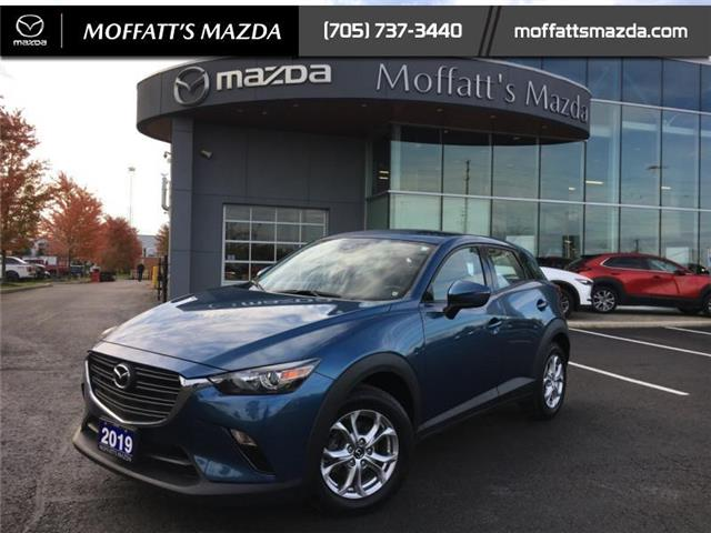 2019 Mazda CX-3 GS (Stk: P9601A) in Barrie - Image 1 of 20