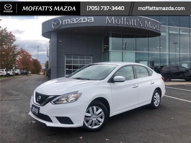 2016 Nissan Sentra 1.8 S (Stk: 29437) in Barrie - Image 1 of 18