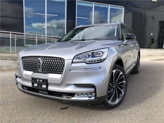 2022 Lincoln Aviator Reserve (Stk: LA22019) in Barrie - Image 1 of 28