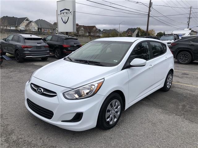 2017 Hyundai Accent GL (Stk: 21398) in Ottawa - Image 1 of 21