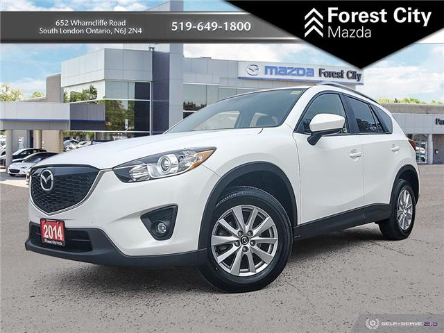 2014 Mazda CX-5 GS (Stk: ML0257A) in London - Image 1 of 11