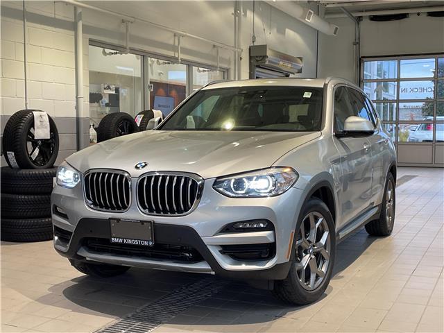2021 BMW X3 PHEV xDrive30e (Stk: 21113) in Kingston - Image 1 of 18