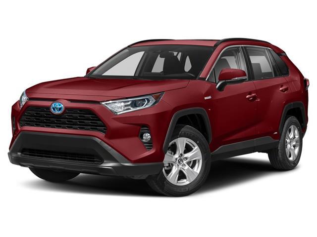 2021 Toyota RAV4 Hybrid XLE (Stk: 15635) in Waterloo - Image 1 of 9