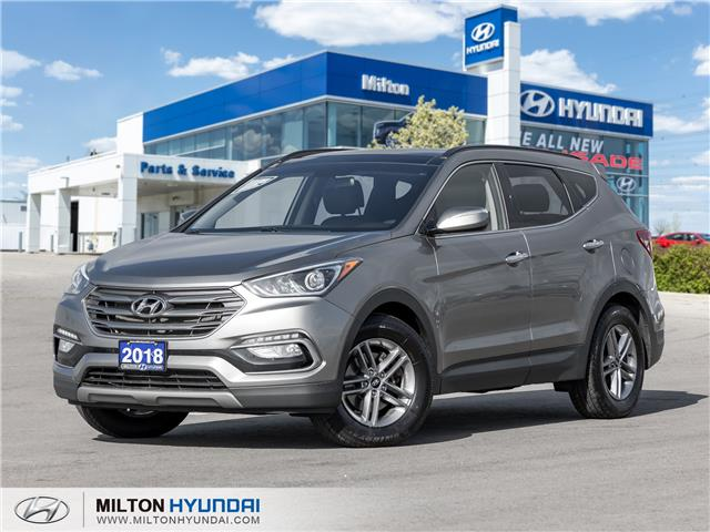 2018 Hyundai Santa Fe Sport 2.4 SE (Stk: 517901) in Milton - Image 1 of 24
