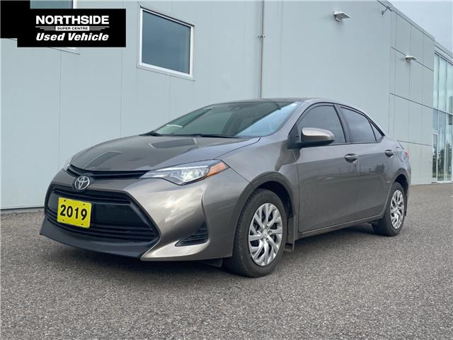 2019 Toyota Corolla LE (Stk: MP0807) in Sault Ste. Marie - Image 1 of 1