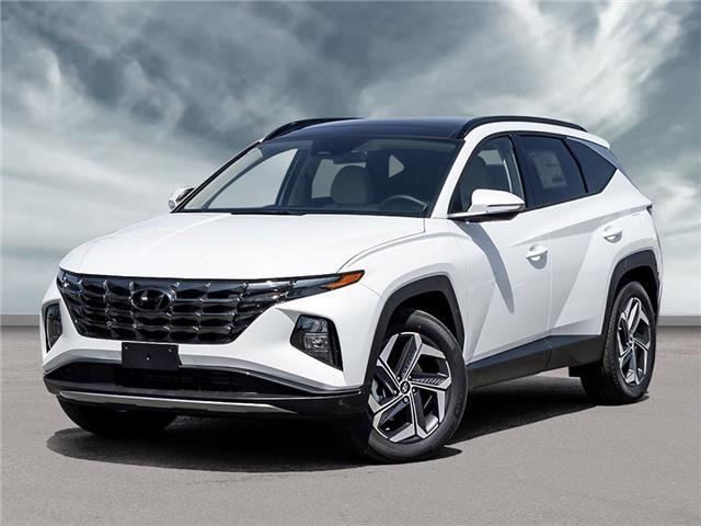 2022 Hyundai Tucson Hybrid Luxury (Stk: 22143) in Rockland - Image 1 of 10