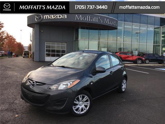 2014 Mazda Mazda2 GX (Stk: 29402A) in Barrie - Image 1 of 14