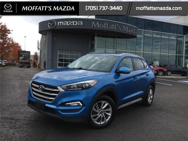 2017 Hyundai Tucson Premium (Stk: P9629A) in Barrie - Image 1 of 18