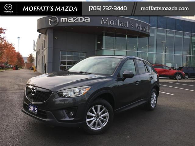 2015 Mazda CX-5 GS (Stk: P9637A) in Barrie - Image 1 of 19