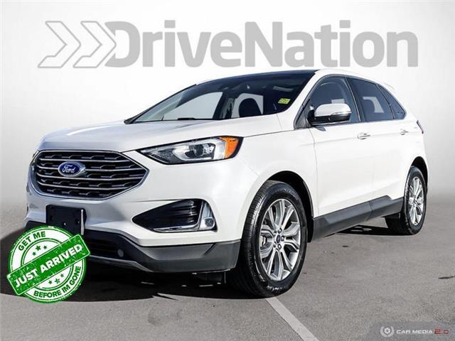 2019 Ford Edge Titanium (Stk: A4216) in Saskatoon - Image 1 of 25