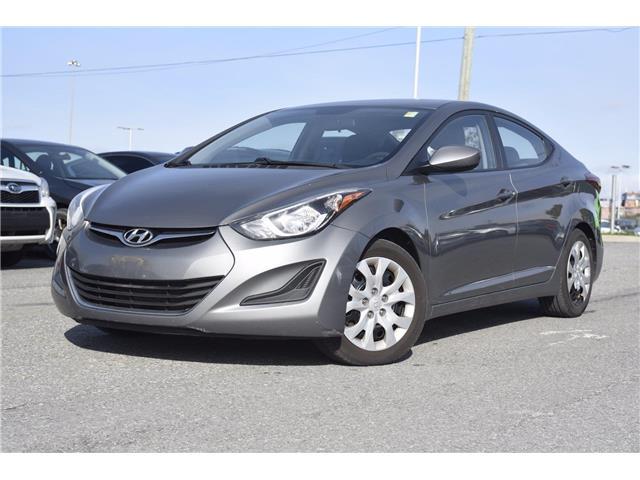 2014 Hyundai Elantra GL (Stk: 18-SM684A) in Ottawa - Image 1 of 23