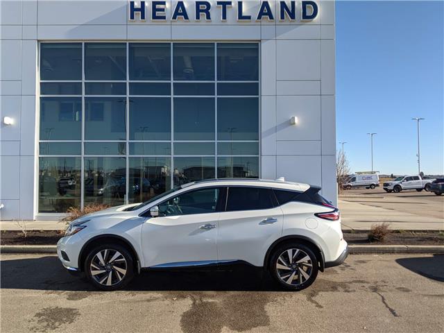 2017 Nissan Murano Platinum (Stk: MLT133C) in Fort Saskatchewan - Image 1 of 41