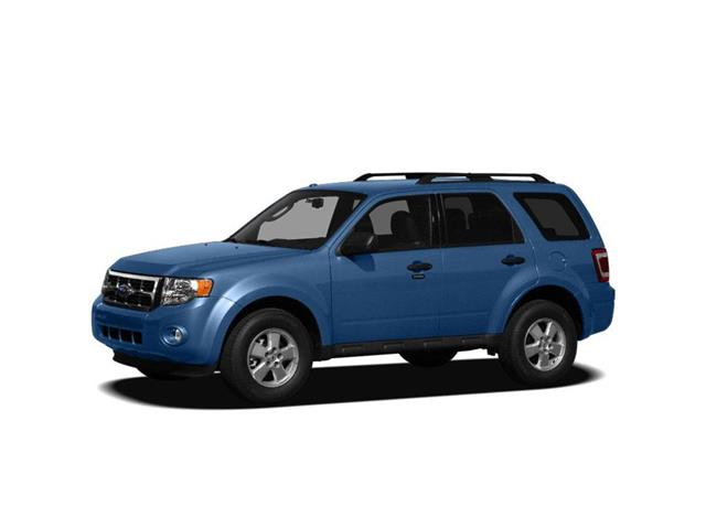 2010 Ford Escape XLT Automatic (Stk: U1302A) in Clarington - Image 1 of 1