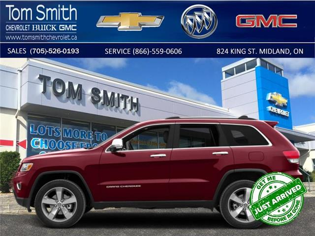2014 Jeep Grand Cherokee Limited (Stk: 220022A) in Midland - Image 1 of 1