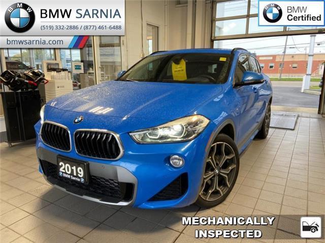 2019 BMW X2 xDrive28i (Stk: XU461) in Sarnia - Image 1 of 14