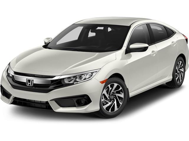 2018 Honda Civic SE (Stk: 22036A) in Cambridge - Image 1 of 1