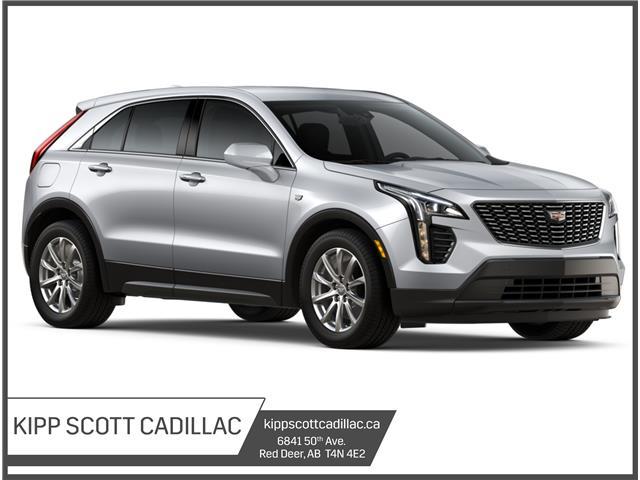 New 2021 Cadillac XT4 Luxury  - Red Deer - Kipp Scott GMC Cadillac Buick