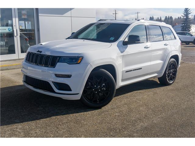 2021 Jeep Grand Cherokee Limited (Stk: P21-220) in Edson - Image 1 of 14