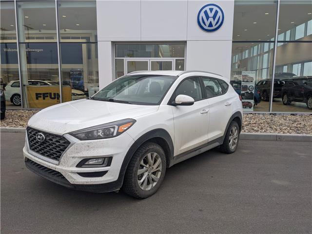 2019 Hyundai Tucson Preferred (Stk: F0557A) in Saskatoon - Image 1 of 5