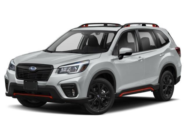 2019 Subaru Forester 2.5i Touring (Stk: SP0498) in Peterborough - Image 1 of 1