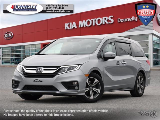 2018 Honda Odyssey EX (Stk: KU2611) in Ottawa - Image 1 of 27