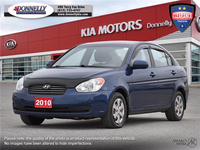 2010 Hyundai Accent GL (Stk: KV545DTA) in Ottawa - Image 1 of 22