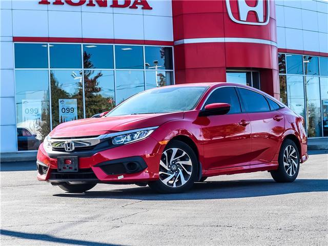 2018 Honda Civic EX (Stk: 4024) in Milton - Image 1 of 1