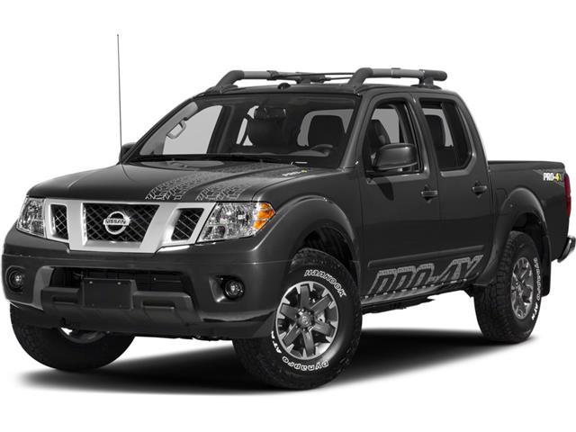 2016 Nissan Frontier PRO-4X (Stk: 2022-11U) in North Bay - Image 1 of 1