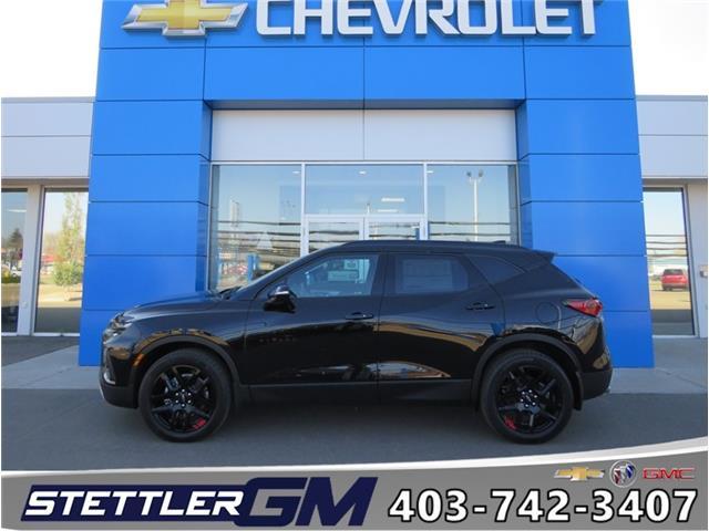 2021 Chevrolet Blazer LT (Stk: 21195) in STETTLER - Image 1 of 20