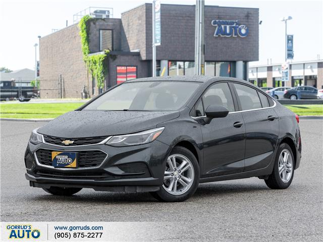 2018 Chevrolet Cruze LT Auto (Stk: 202419A) in Milton - Image 1 of 21