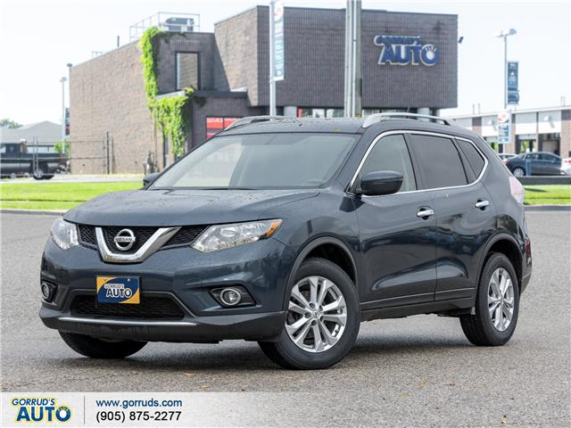 2016 Nissan Rogue SV (Stk: 789343A) in Milton - Image 1 of 22