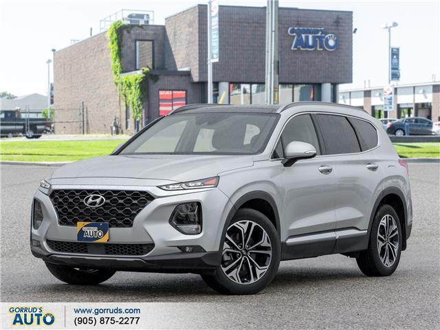 2019 Hyundai Santa Fe Ultimate 2.0 (Stk: 063082) in Milton - Image 1 of 26