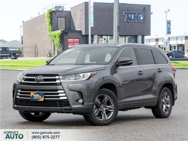 2017 Toyota Highlander Limited (Stk: 381003) in Milton - Image 1 of 28