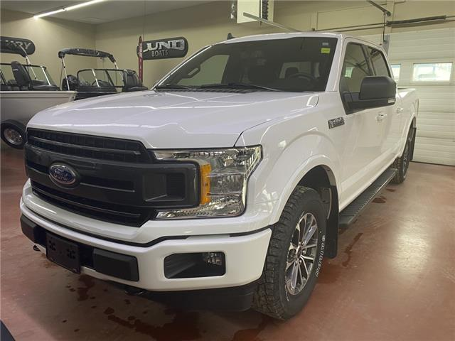 2020 Ford F-150 XLT (Stk: T21-166A) in Nipawin - Image 1 of 19