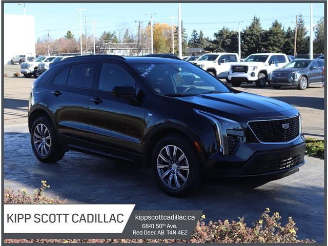 2019 Cadillac XT4 Sport (Stk: 17255U) in Red Deer - Image 1 of 34