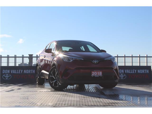 2018 Toyota C-HR XLE (Stk: 10U1256) in Markham - Image 1 of 1