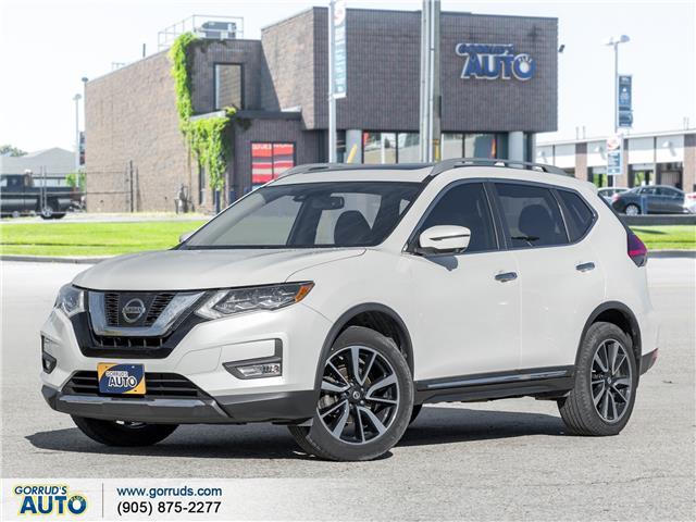 2017 Nissan Rogue SL Platinum (Stk: 861841) in Milton - Image 1 of 25