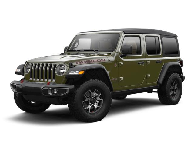 2021 Jeep Wrangler Unlimited Rubicon (Stk: ) in Québec - Image 1 of 1