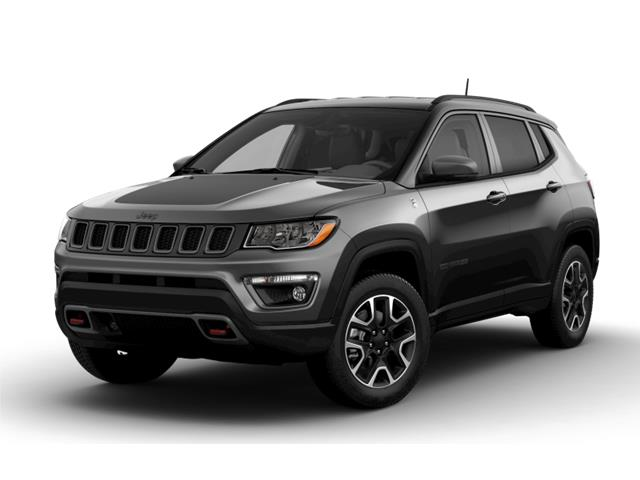 2021 Jeep Compass Trailhawk (Stk: 1M455) in Quebec - Image 1 of 1