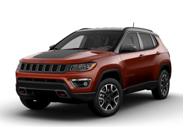 2021 Jeep Compass Trailhawk (Stk: 1M443) in Quebec - Image 1 of 1