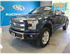2016 Ford F-150 Platinum (Stk: D44626) in Lower Sackville - Image 1 of 15