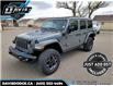 2021 Jeep Wrangler Unlimited 4xe Rubicon (Stk: 18992) in Fort Macleod - Image 1 of 24